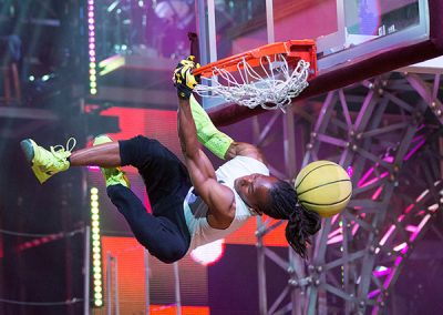 Photograph of Acrodunk 2015 ©JMillar Tilt Creative