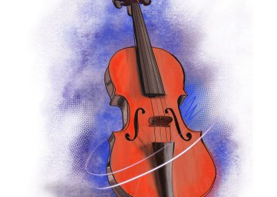 cello illlustration