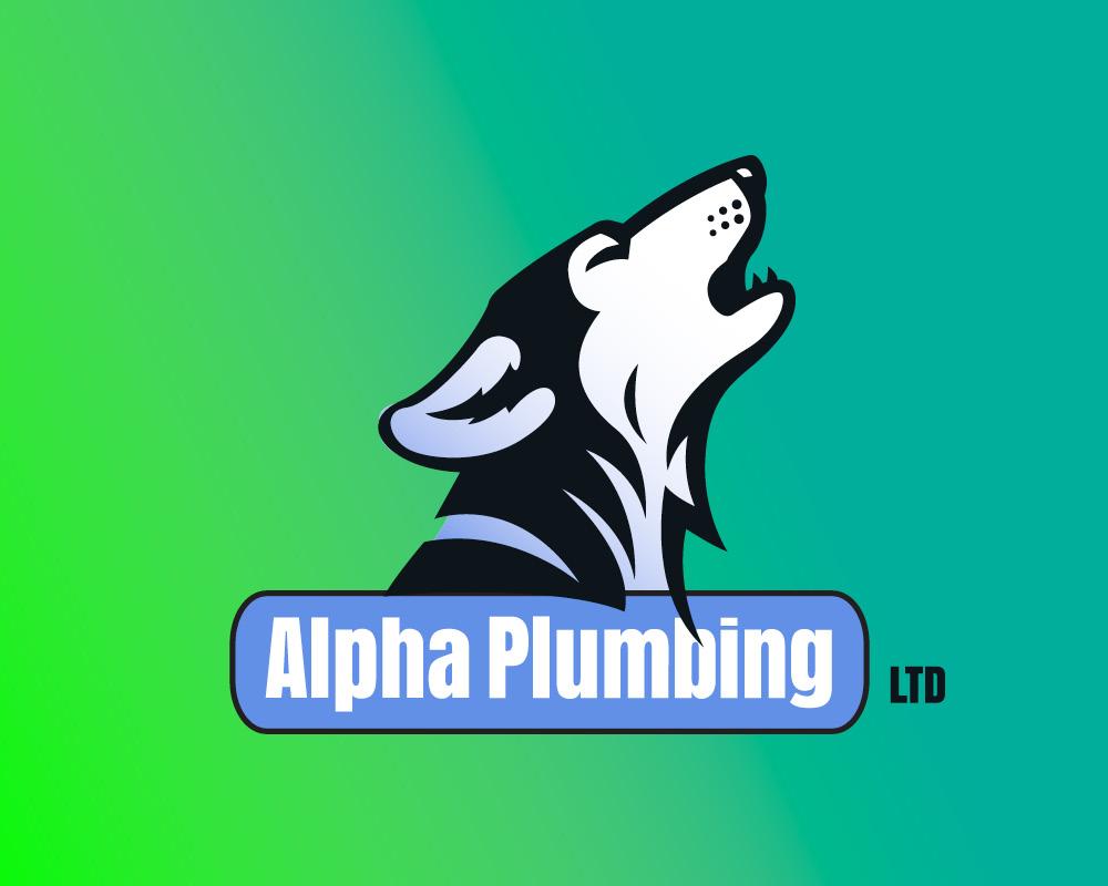 Alpha Plumbing logo