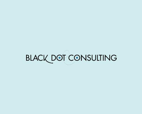Black Dot Consulting logo