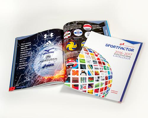 sports equipment catalogue